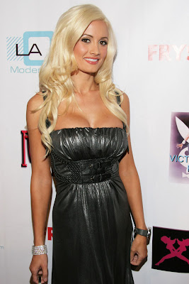 holly madison breast size