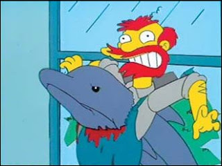 "The Simpsons ""Treehouse of Horror"" Episodes 249.+Treehouse+Of+Horror+XI"