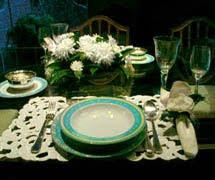 Não pague Mico saiba o que fazer em um jantar formal