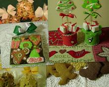 Pratos Tipicos e Enfeites para o Natal