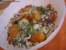Salada de abóboras