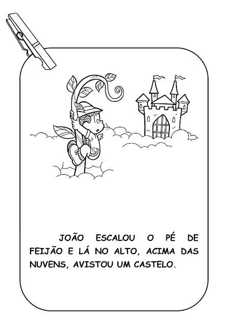 Notícias Ponto Com : Projeto João e o pé de feijão - Livro