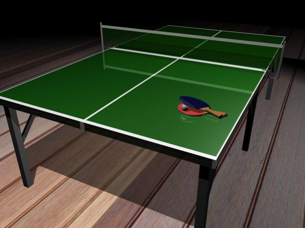 Ping pong table ping pong for Table ping pong