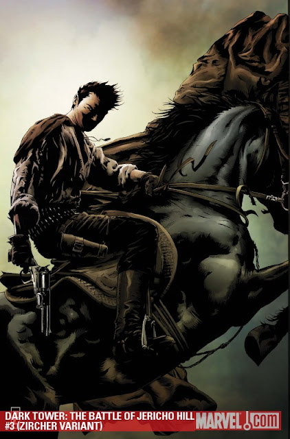 Dark Tower: Battle of Jericho Hill #3 Variant cover