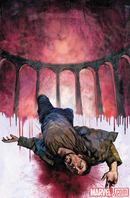 Stephen King's N. the Comic Series #4 cover art