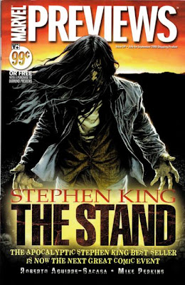 Stephen King's The Stand: Captain Trips_Mavel Previews Cover