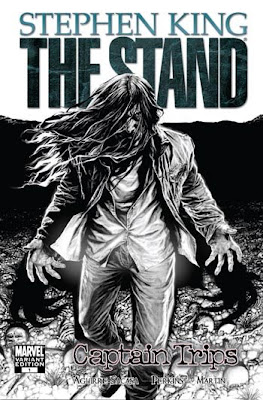 The Stand: Captain Trips #1 sketch cover