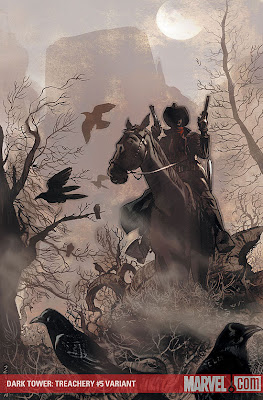 Dark Tower: Treachery #5 Variant Cover