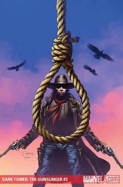 Dark Tower: The Gunslinger: The Journey Begins #3