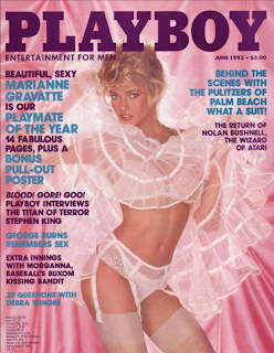 Playboy 1983 June issue Cover
