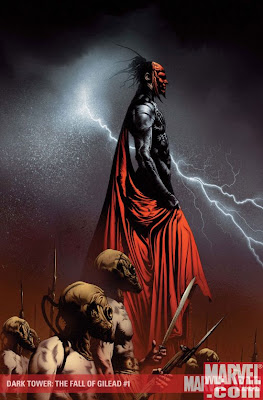 Dark Tower: The Fall of Gilead #1 Standard Cover