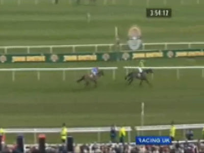 Irish Raptor win at Aintree