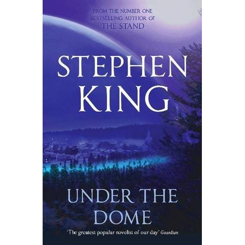 Under the Dome UK edition cover