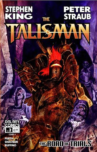 Talisman Road of Trials #2 Standard Cover A