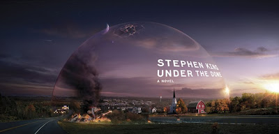 Stephen King Under the Dome cover
