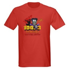 T-shirt WKIT radio station owned by Stephen King