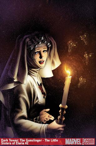 DARK TOWER: THE GUNSLINGER - THE LITTLE SISTERS OF ELURIA #2