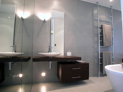 Ensuite Bathroom on Our Clients Are Young  35     Hardworking Professional Couple With A