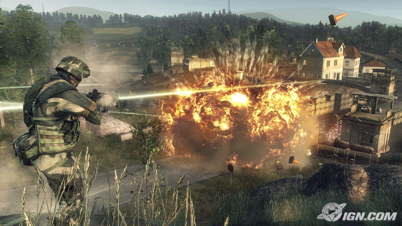 descargar juegos de guerra para pc completos