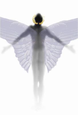 Las alas com símbolo de la libertad