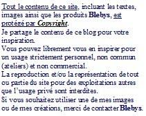 Info Copyright