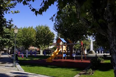 Parque famílias - Mangualde