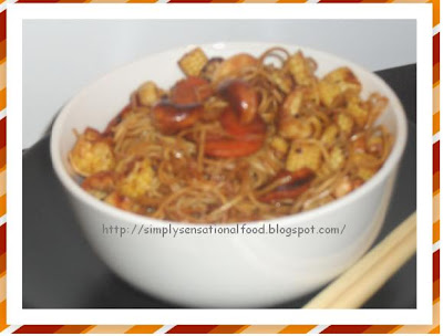 Simplyod stir fried noodles with baby corn and carrots forumfinder Gallery