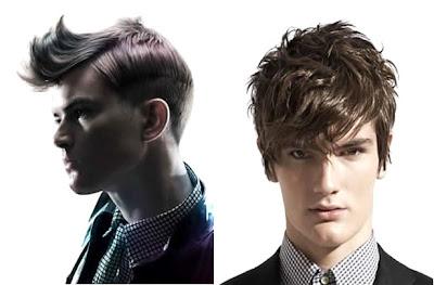 Peinados Para Chicos Modernos  Moda Hombres Cortes Y Peinados Para
