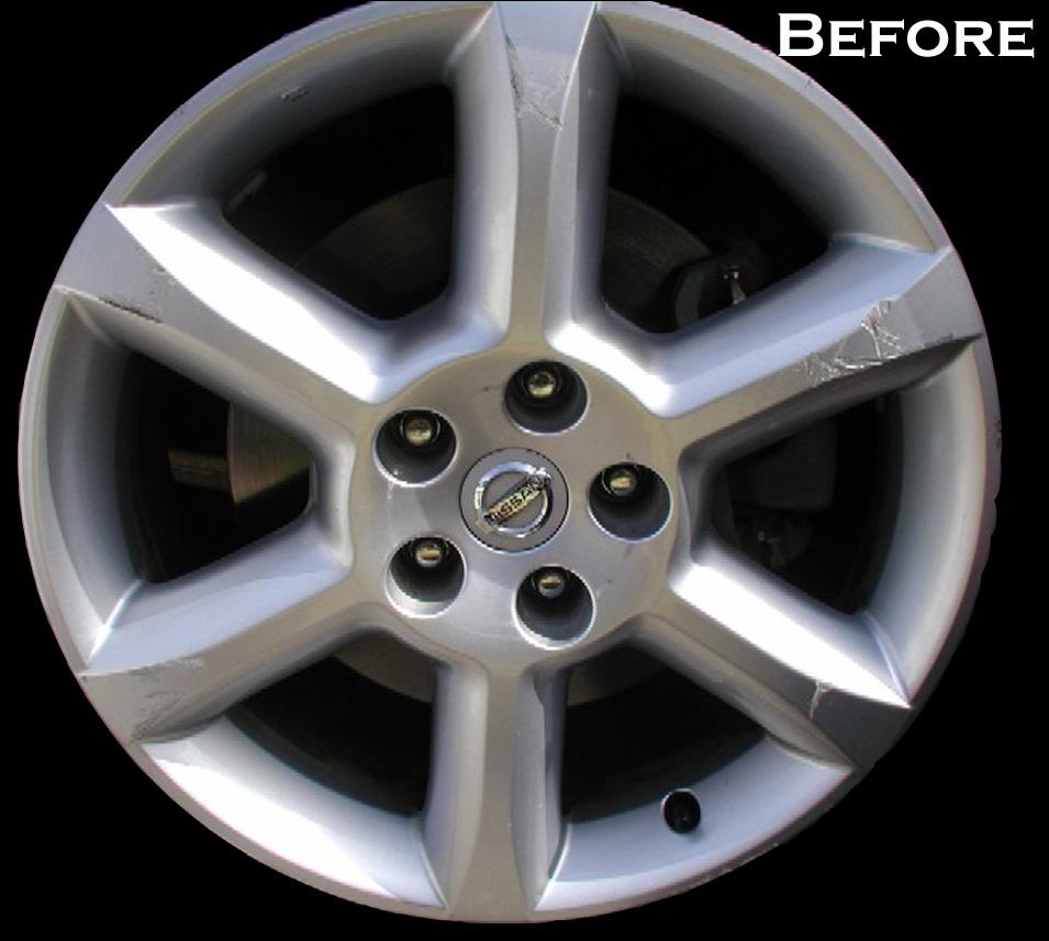Alloy Mobile Wheel Rim Repair Rimguard Xtreme Inc Jacksonville