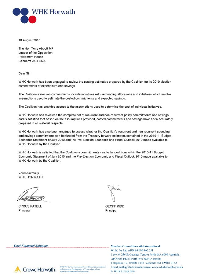Peter Martin Hockey It Was An Audit Auditing Firm We Are Not
