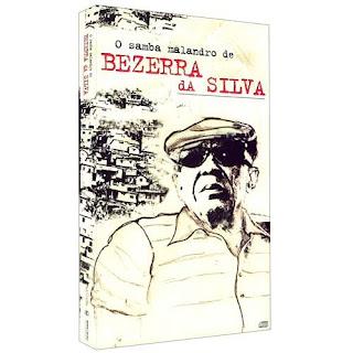 CD Bezerra da Silva   O Samba Malandro 4 CDs