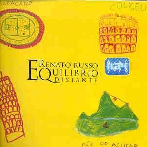 CD Renato Russo   Equilíbrio Distante | músicas