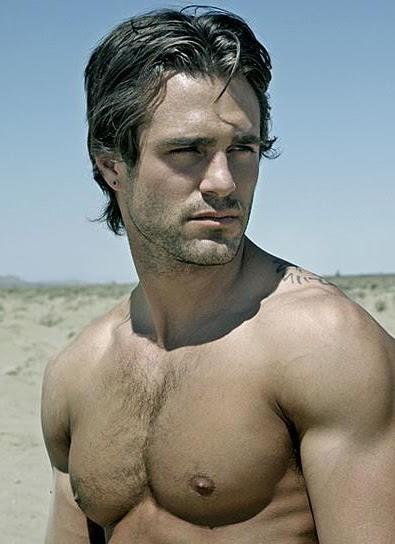 Master Men: Hot DNA Model Bryan Thomas