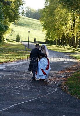 Strathallen Forgandenny Perthshire Wedding Photographer