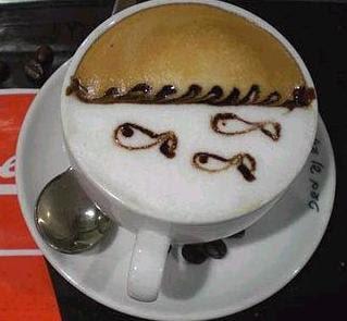 fun with coffee photos, people fun with coffee