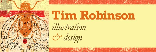 Tim Robinson Illustration and Design