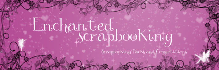 Enchanted Scrapbooking