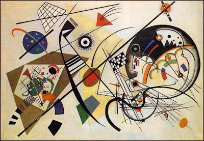 Pintura Abstrata 3 4   O Pintar Abstrato   Abstract Painting     How