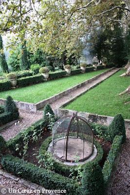 Les jardins du Château de Christin