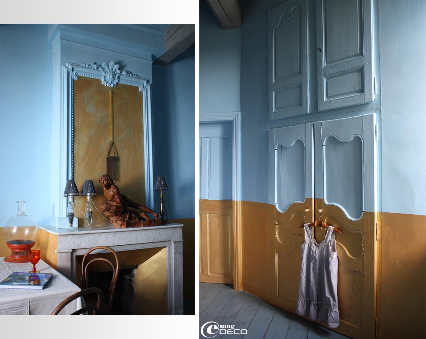 La maison de Blauzac, chambre Ferrara