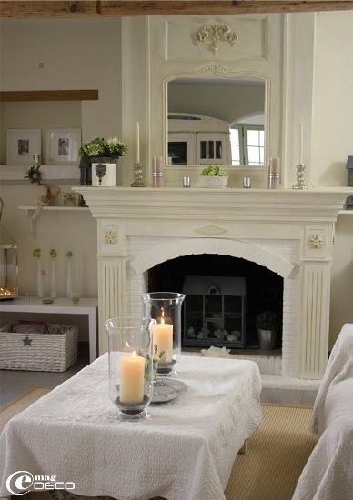 un int rieur d 39 inspiration nordique e magdeco magazine de d coration. Black Bedroom Furniture Sets. Home Design Ideas
