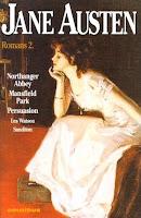 Jane Austen, Romans tome 2