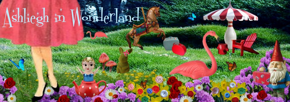 Ashliegh in Wonderland