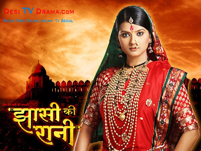 Watch Jhansi Ki Rani - 30th December 2010 Episode