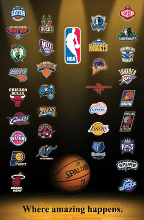 Logos NBA Teams OFFICIAL WEBSITE