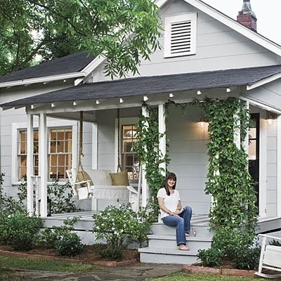 the allure of a cottage front porch enjoywithluh