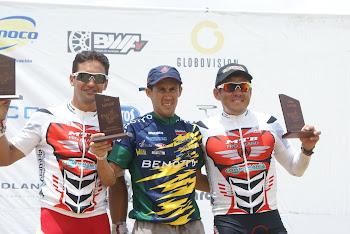 Tony Castro ganó la II Válida del Fun Race Bike
