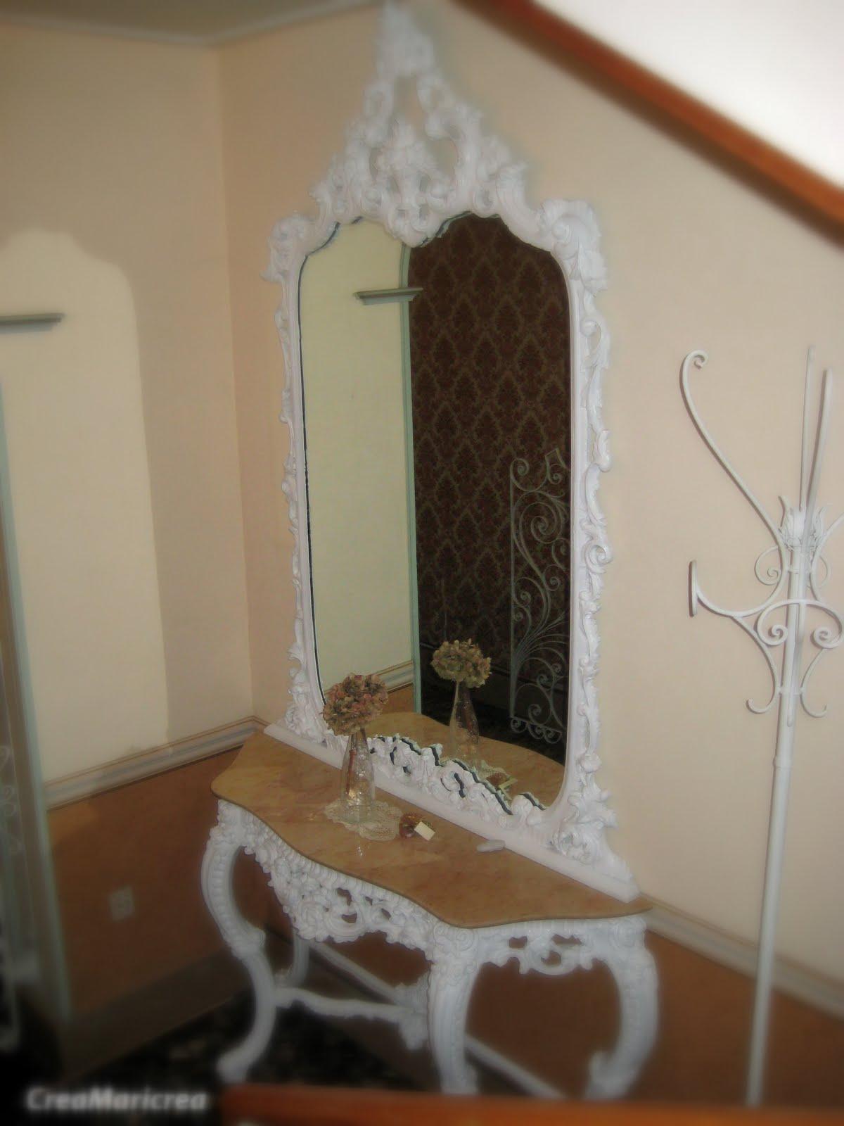 Creamaricrea casa mia dolce ancora minitour shabby chic for Garage con al piano di sopra