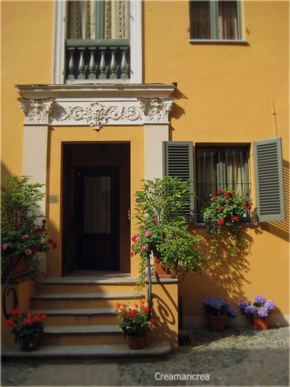 Creamaricrea biglietto da visita di una casa - Entrata di casa ...