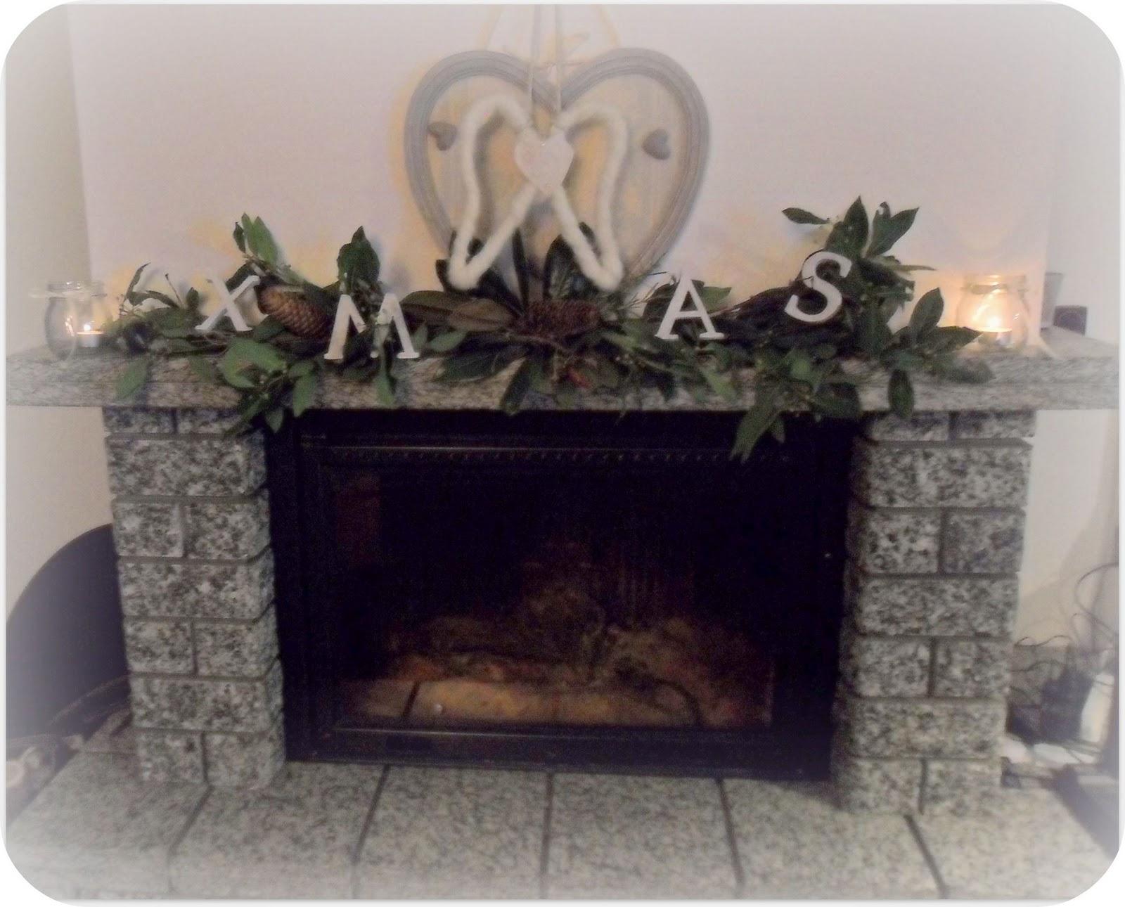 Decorazioni Natalizie Con Foglie Di Magnolia.Creamaricrea Natale A Casa Mia